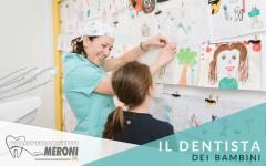 Il dentista per i bambini: uno specialista per i più piccoli nel nostro studio di Cantù