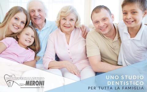 Uno studio dentistico per tutta la famiglia in Provincia di Como