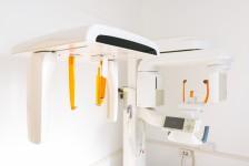 TAC 3D Dental Green a basso dosaggio per odontoiatria infantile