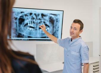 Polispecialistico Meroni Cantù Implantologia dentale