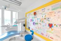 sala pedodonzia studio dentistico Polispecialistico Meroni