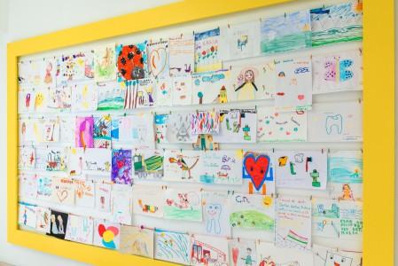 I disegni dei nostri piccoli pazienti