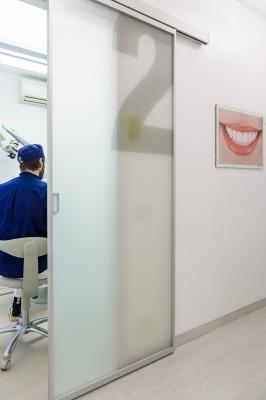 Sala impianti dentali studio dentistico Como Polispecialistico Meroni